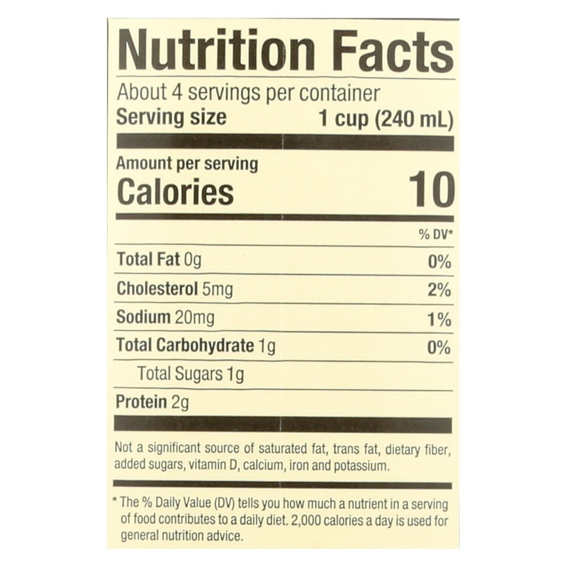 Pacific Natural Foods Free Range Chicken Broth - Low Sodium - Case Of 12 - 32 Fl Oz.