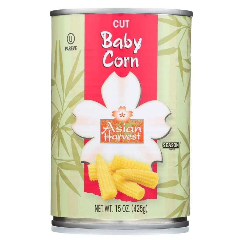 Asian Harvest Asian Harvest - Baby Corn - 15 Oz.
