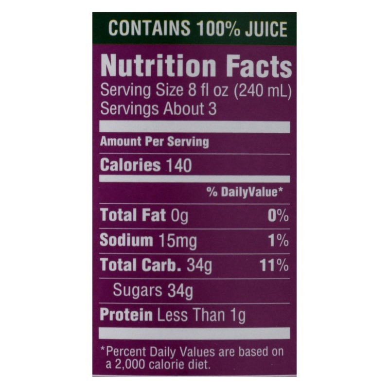 Kedem Concord Grape Juice - 25.4 Fl Oz.