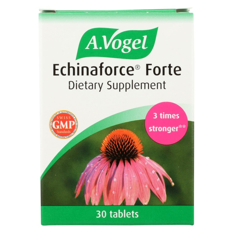 A Vogel Echinaforce Forte - 30 Tablets