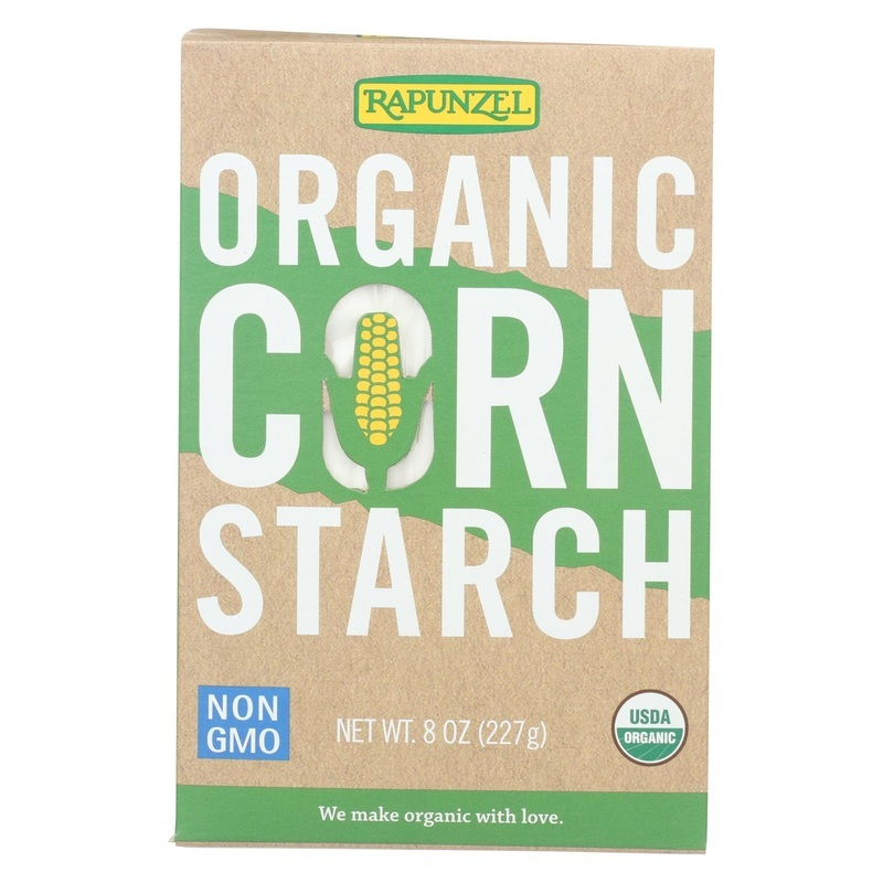 Rapunzel Organic Corn Starch - Case Of 6 - 8 Oz.