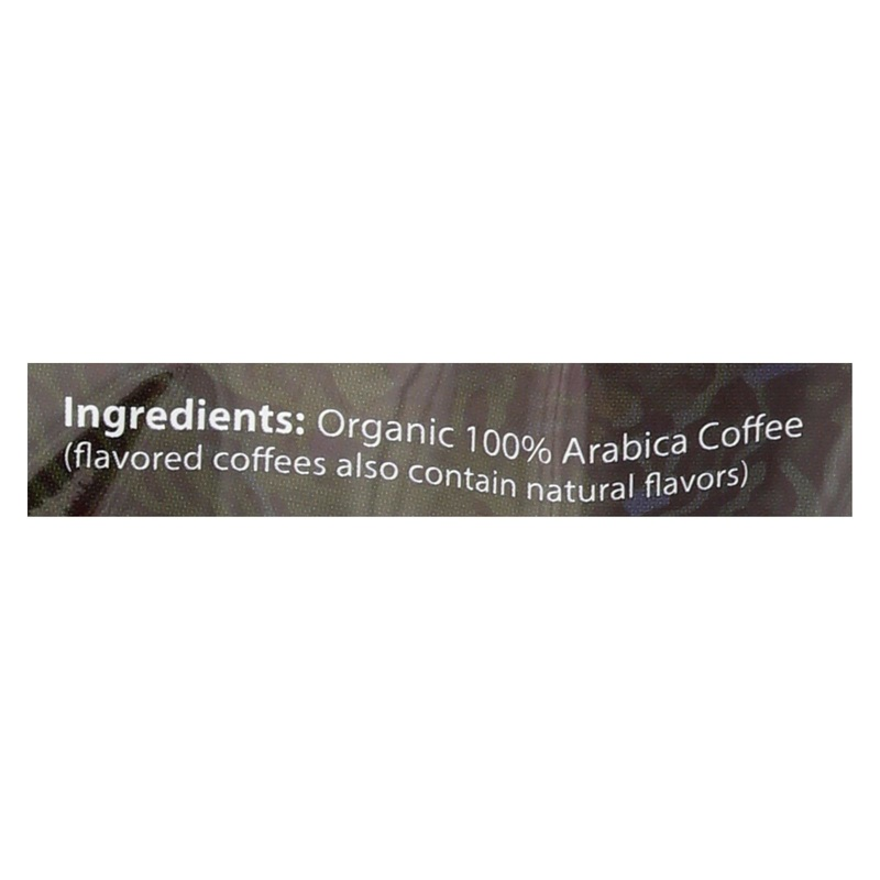 Organic Coffee Company Ground Coffee - Breakfast Blend - Case Of 6 - 12 Oz.