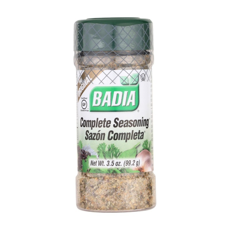 Badia Spices Complete Seasoning - 3.5 Oz.