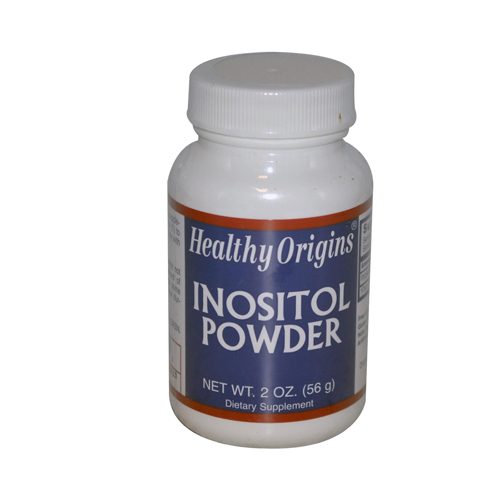 Healthy Origins Inositol Powder - 2 oz