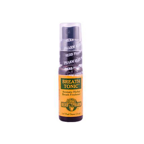 Herb Pharm Breath Tonic - .50 oz