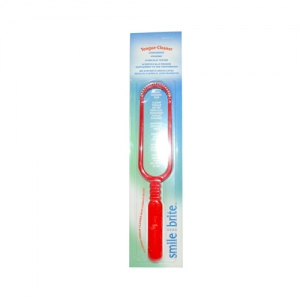 Smile Bright Tongue Cleaner - 1 Tongue Cleaner