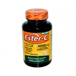 American Health Ester-C with Citrus Bioflavonoids - 1000 mg - 90 Vegetarian Tablets