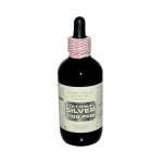 Amino Acid and Botanical Supply Liquid Colloidal Silver - 500 ppm - 4 fl oz