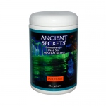 Ancient Secrets Aromatherapy Dead Sea Mineral Baths Patchouli - 2 lbs