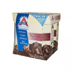 Atkins Advantage RTD Shake Dark Chocolate Royale - 11 fl oz Each / Pack of 4