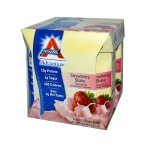 Atkins Advantage RTD Shake Strawberry - 11 fl oz Each / Pack of 4