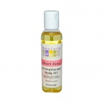 Aura Cacia Aromatherapy Body Oil Heart Song - 4 fl oz