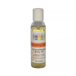 Aura Cacia Aromatherapy Body Oil Soothing Heat - 4 fl oz
