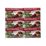 Celestial Seasonings Herbal Tea - Black Cherry Berry - Caffeine Free - 20 Bags
