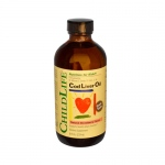 Childlife Cod Liver Oil Strawberry - 8 fl oz