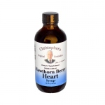 Christopher's Hawthorn Berry Heart Syrup - 4 fl oz