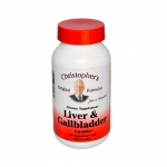 Christopher's Liver And Gall Bladder - 425 mg - 100 Vegetarian Capsules