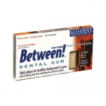 Eco-Dent Between Dental Gum - Cinnamon - Case of 12 - 12 Pack