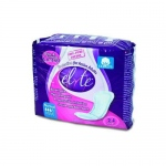 Elyte Light Cotton Incontinence Pads - Normal - 24 Pack