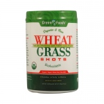 Green Foods Organic and Raw Wheat Grass Shots - 10.6 oz