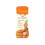 Happy Baby Happy Puffs Sweet Potato - 2.1 oz - Case of 6