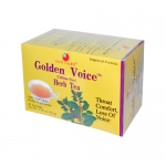 Health King Golden Voice Herb Tea - 20 Tea Bags