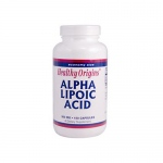 Healthy Origins Alpha Lipoic Acid - 300 Mg - 150 Caps