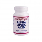 Healthy Origins Alpha Lipoic Acid - 300 mg - 60 Capsules