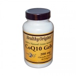 Healthy Origins COQ10 - 200 mg - 60 Softgels