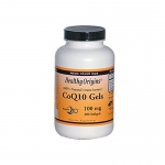 Healthy Origins CoQ10 Gels - 100 mg - 300 Softgels