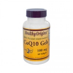 Healthy Origins CoQ10 Gels - 100 mg - 60 Softgels