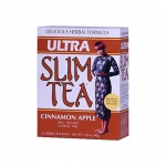 Hobe Labs Ultra Slim Tea Cinnamon Apple - 24 Tea Bags