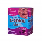 Hollywood Diet Miracle Products Hollywood Cookie Diet Meal Replacement Cookie Oatmeal - 12 Cookies