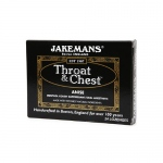 Jakemans Throat and Chest Lozenges - Anise - 24 Pack
