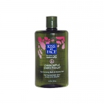 Kiss My Face Bath and Shower Gel Peaceful Patchouli - 16 fl oz