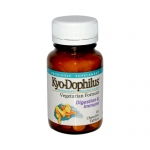 Kyolic Kyo-Dophilus Vegetarian Formula Digestion and Immune - 60 Chewable Tablets