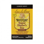 Laci Le Beau Maximum Strength Super Dieter's Tea Lemon Mint - 12 Tea Bags