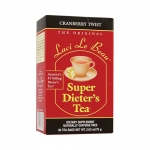 Laci Le Beau Super Dieter's Tea Cranberry Twist - 30 Tea Bags