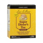 Laci Le Beau Super Dieter's Tea Lemon Mint - 60 Tea Bags