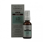 Liddell Homeopathic Liver Detox Spray - 1 fl oz