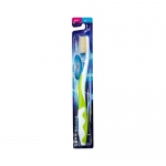 Mouth Watchers Antibacterial Adult Toothbrush Display Case - Blue - Case of 20