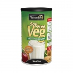 Naturade Veg Protein Booster Soy Free Natural - 16 oz