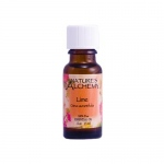 Nature's Alchemy Lime Essential Oil - .5 oz