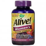 Nature's Way Alive! - Women's Energy Gummy Multi-Vitamins - 75 Chewables