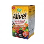 Nature's Way Alive! Multi-Vitamin No Iron Added - 90 Tablets