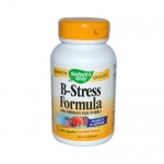 Nature's Way B-Stress Formula with Siberian Eleuthero - 100 Capsules
