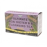 Only Natural Ultimate Acai Dieter's And Cleansing Tea - 24 Tea Bags