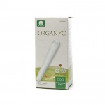 Organyc Cotton Tampons - Supreme Apple - 1 Pack