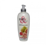 Pure and Basic Hand and Body Lotion - Fresh Fig - 12 oz