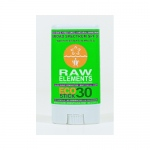 Raw Elements Eco Form Sunscreen Stick - SPF 30 Plus - .6 oz